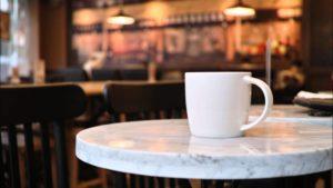 plan para cafetería