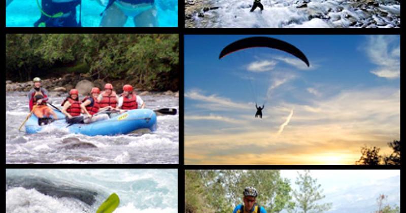 Plan de negocios de Turismo de Aventura