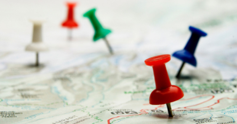 Ubicación de un Negocio dentro del Plan