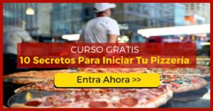 cursos de pizza