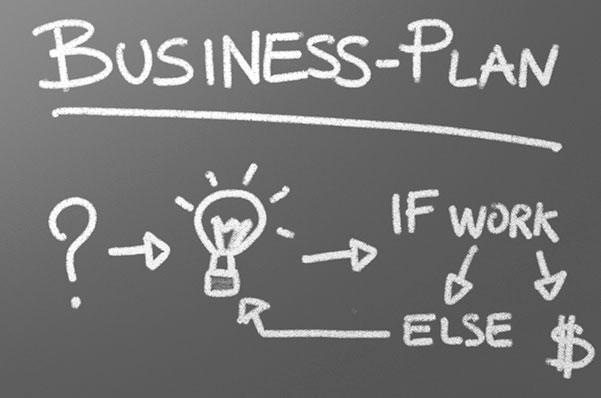 comenzar plan de negocios