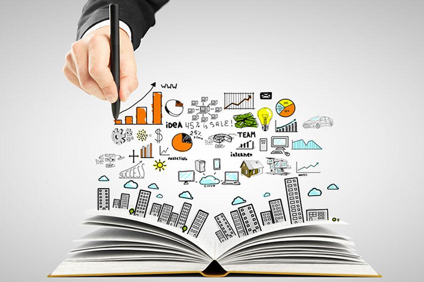 ecribir plan de negocios