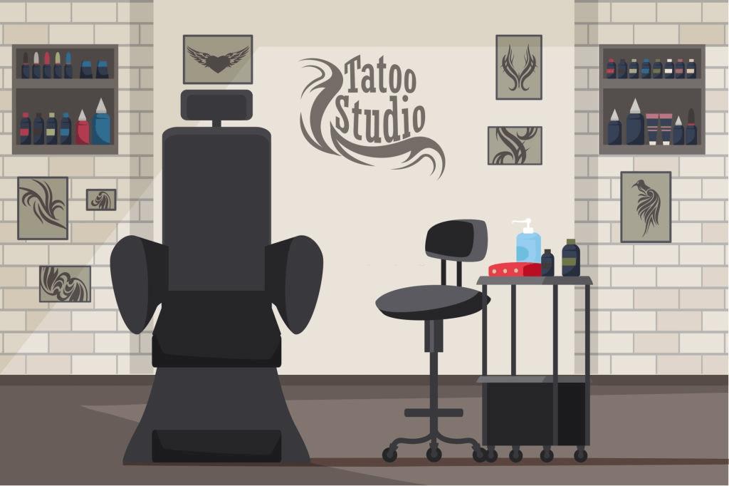Definir concepto de estudio de tatuajes