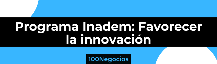programa inadem innovacion